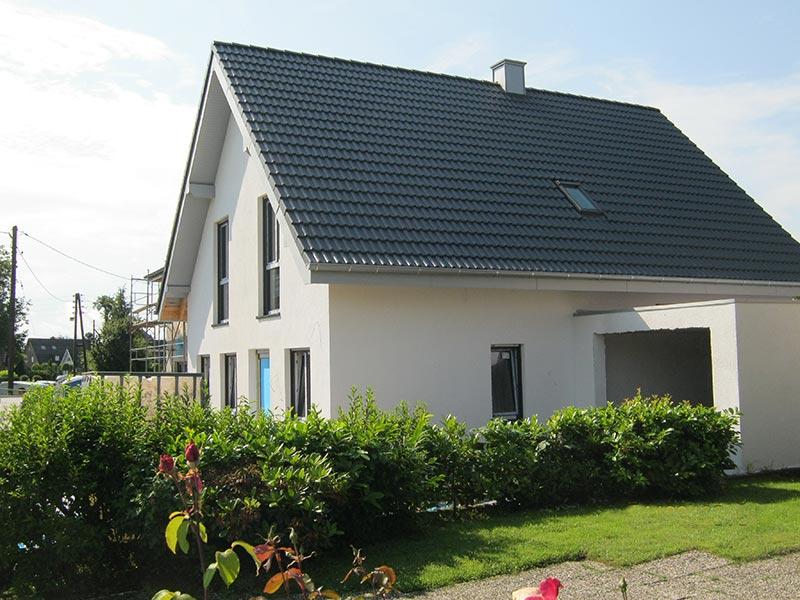 Freistehendes Einfamilienhaus Hünxev