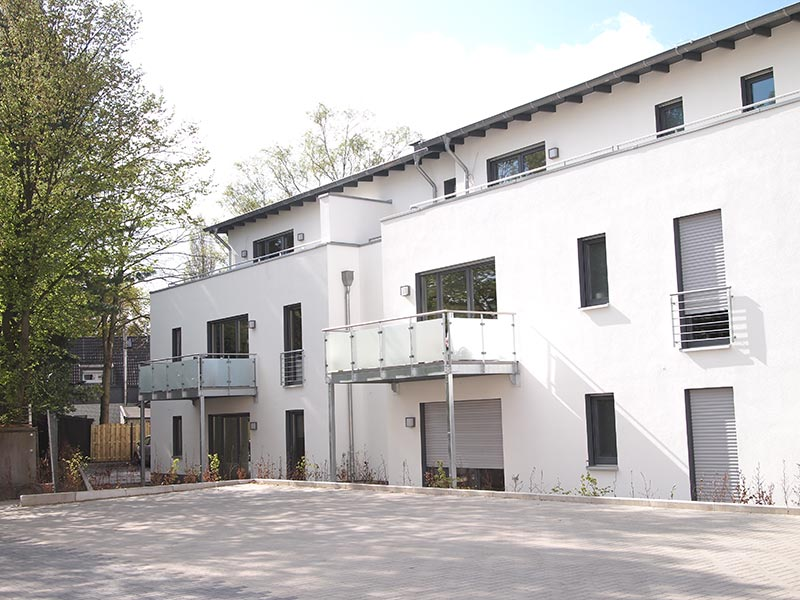 Barrierefreie Eigentumswohnung Mülheim-Speldorf