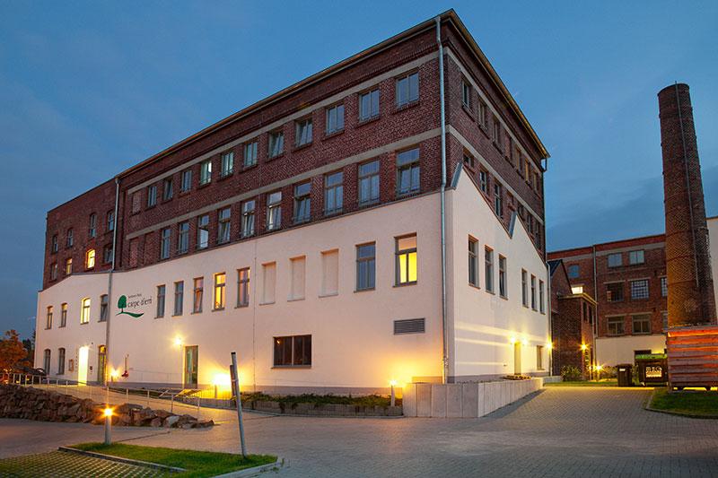 Ehemalige Lederwarenfabrik in Mühlheim-Speldorf