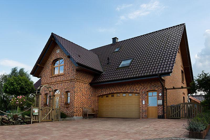 Freistehende Villa in Hünxe
