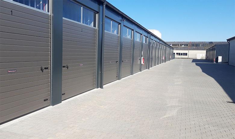 KREATIV Lager- und Garagenpark Bocholt
